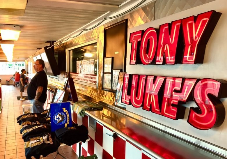 Tony Luke's – My fave cheesesteak