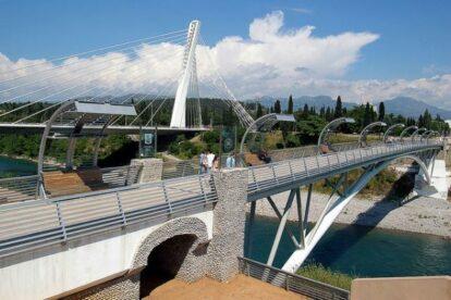 Bridges of Podgorica Podgorica