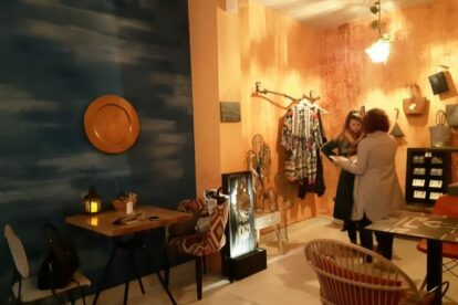 Concept Store Zahara – Bar and photo studio