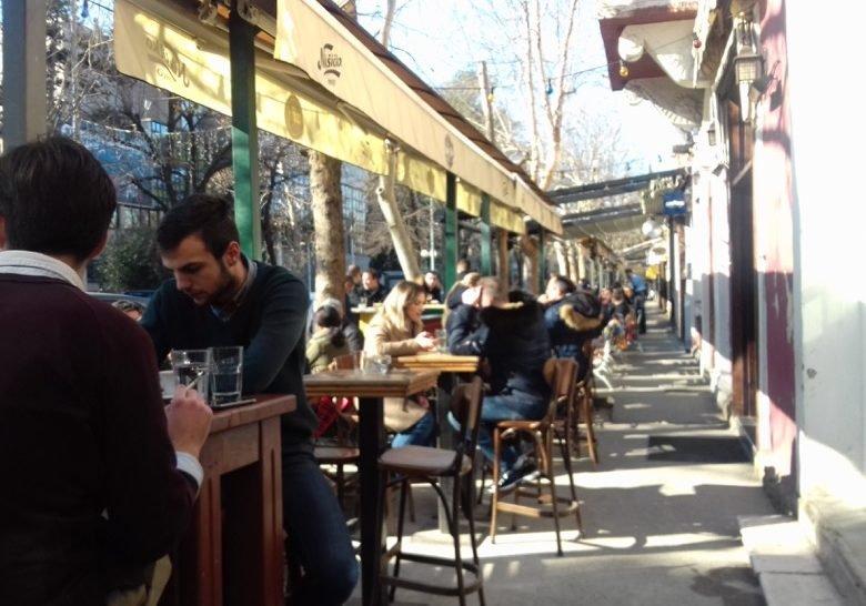 Bokeška Street Podgorica