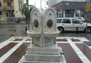Drinking Fountain Podgorica