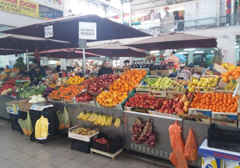 Farmers' Market Podgorica