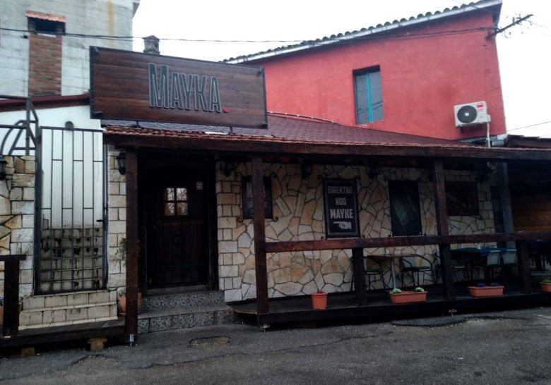 Mayka Restaurant Podgorica