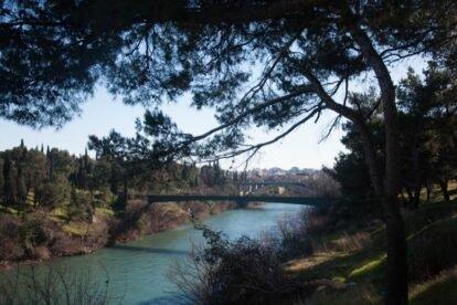 Njegošev Park Podgorica