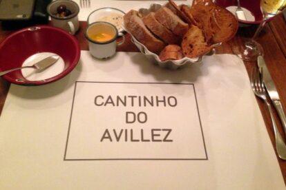 Cantinho do Avillez Porto