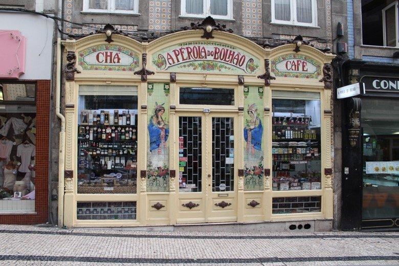 A Pérola do Bolhão Porto