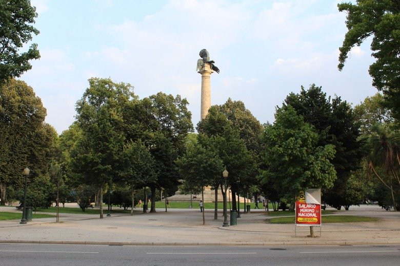 Boavista Roundabout Porto