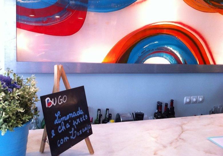 Bugo Art Burger Porto