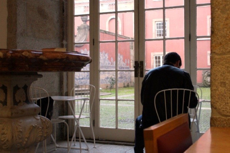 Café Museu Soares dos Reis – An artsy retreat