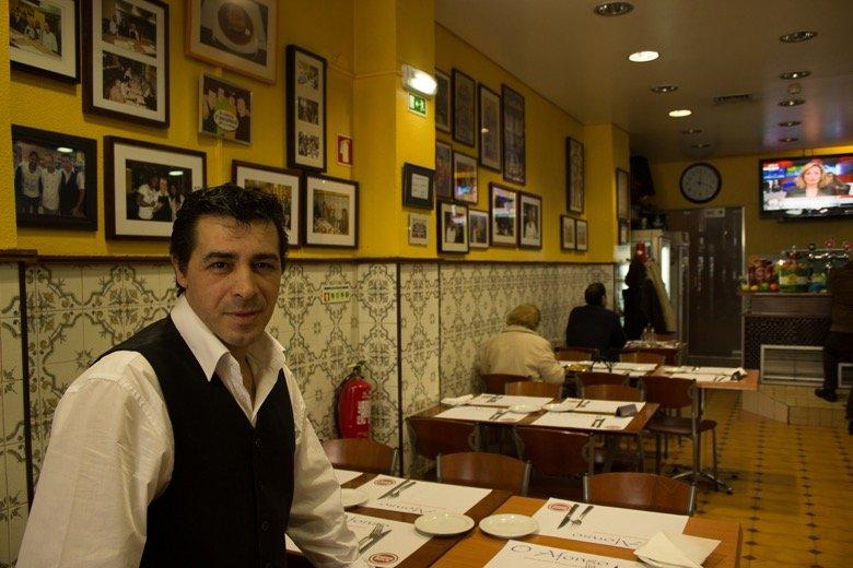 Café O Afonso Porto