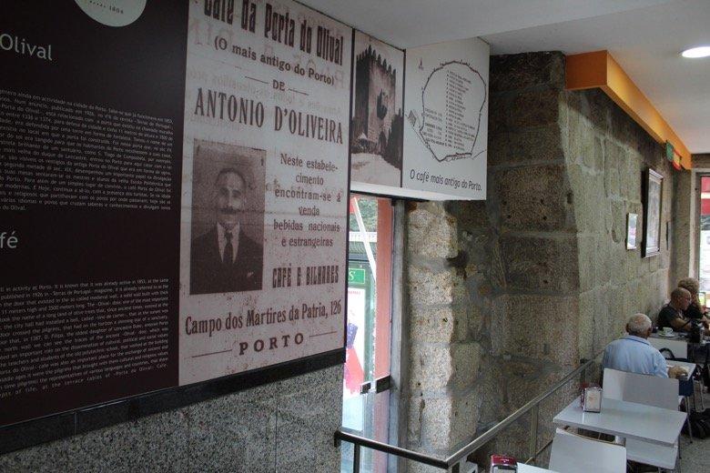 Café Portas do Olival Porto