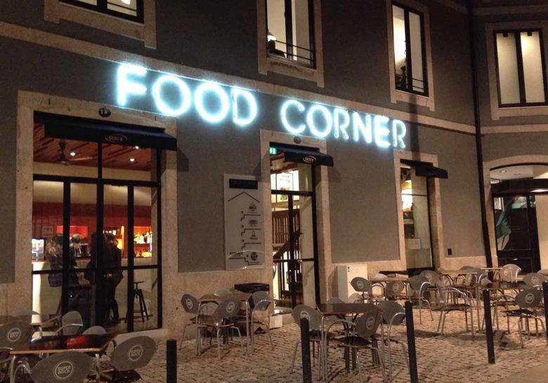 Food Corner Porto