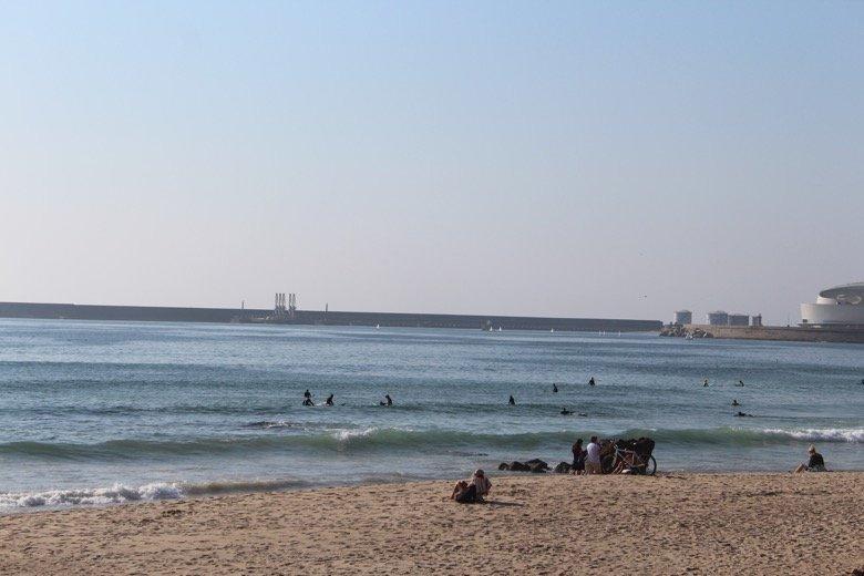 Matosinhos Beach Porto