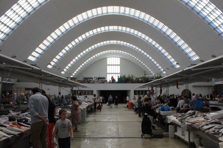 Mercado de Matosinhos Porto