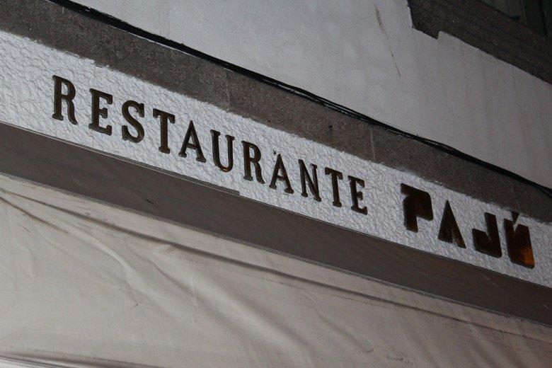 Paju Restaurante Porto