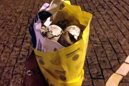 Roasted Chestnuts Porto