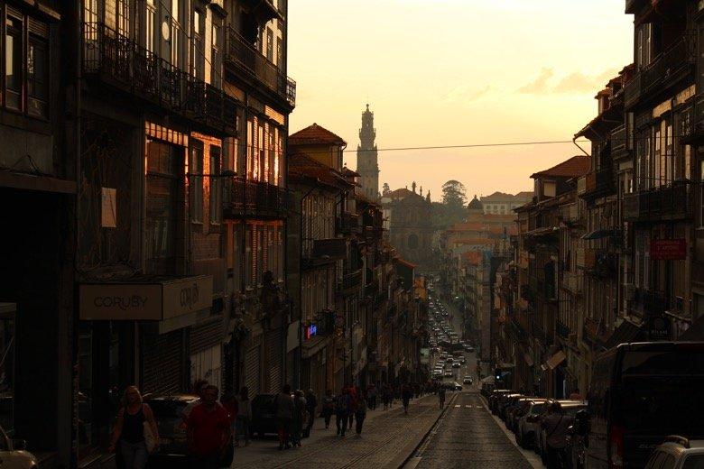 Rua 31 de Janeiro Porto