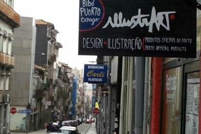 Rua do Almada Porto