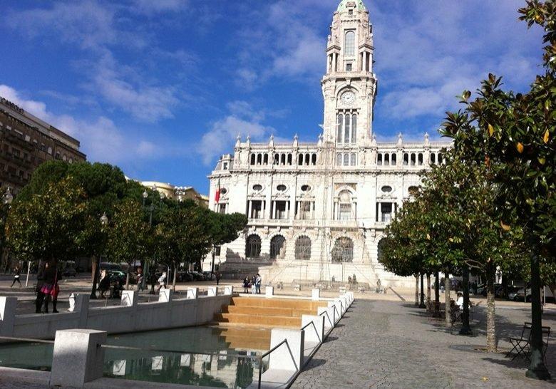 Siza Vieira's Porto Porto