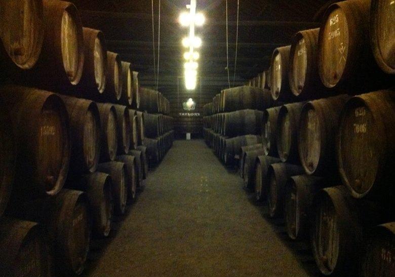 Taylor's Port Wine Cellar Porto
