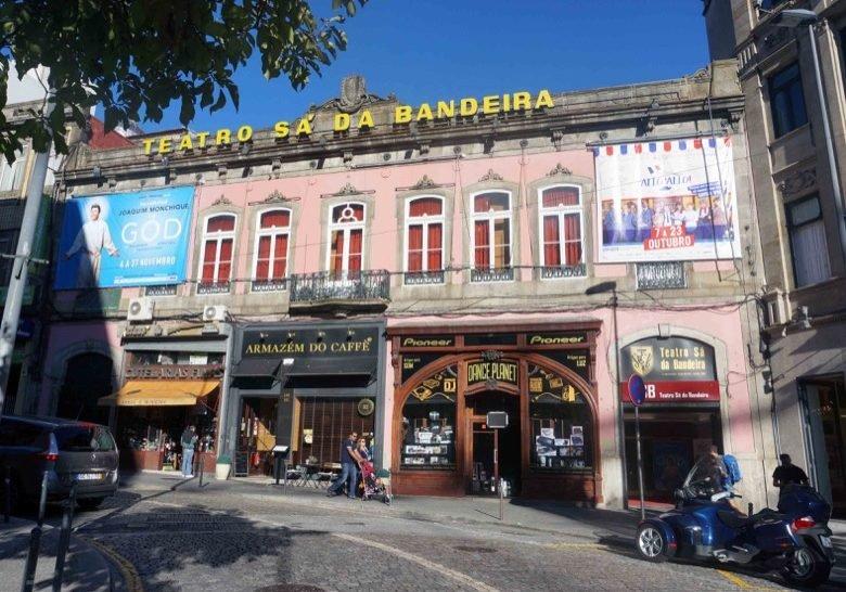 Teatro Sá da Bandeira Porto