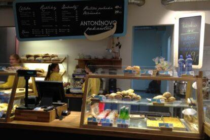 Antonínovo pekařství Prague