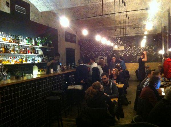 Bar Cobra – Hipsters' mecca