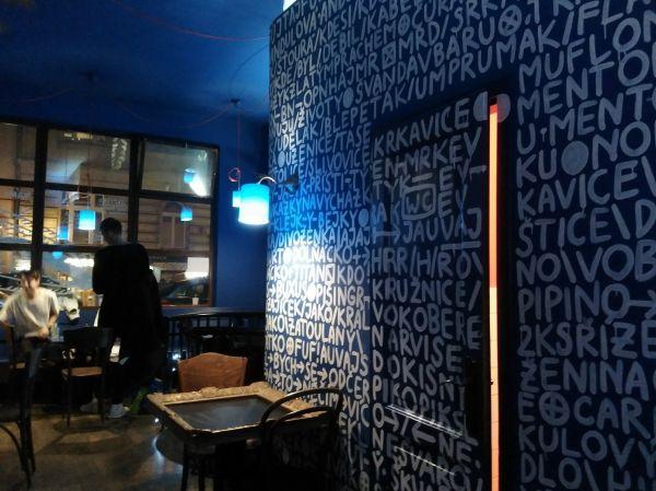 Bar... Coming Soon Prague