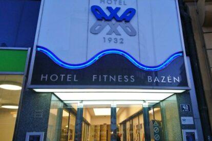 Bazén Axa Prague