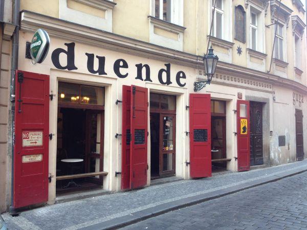 Café-Bar Duende Prague