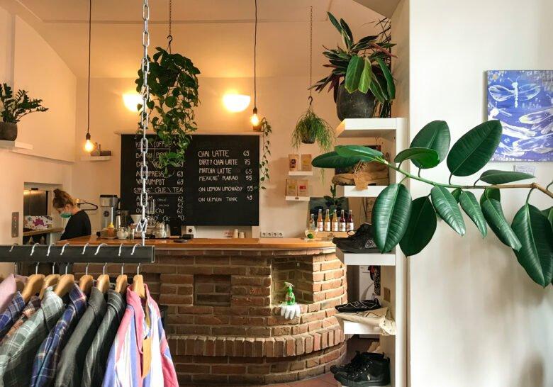 Café Filtr Prague