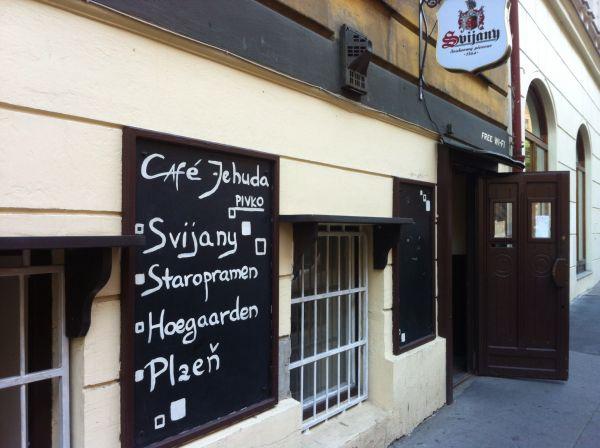 Café Jehuda Prague