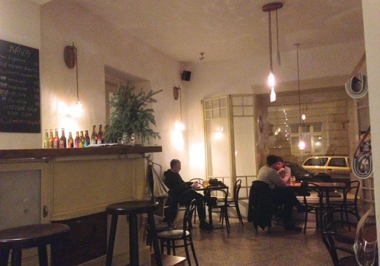 Café Lajka  Prague