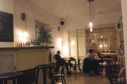 Café Lajka – Simply a place to hang out