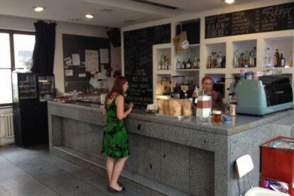 Café Neustadt – Get a hipster coffee