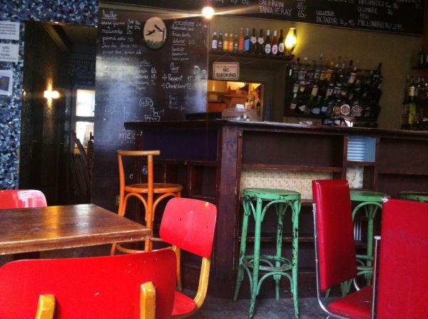 Cafe v Lese Prague