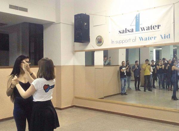 Dance4water Prague