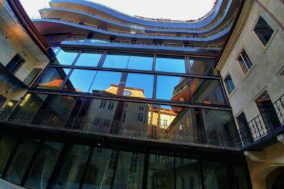 DRN Národní 10 – Where old meets new