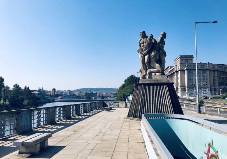 Hlávkův Most Prague