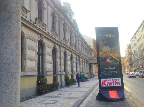 Hudební Divadlo Karlín Prague