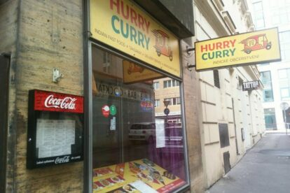Hurry Curry Indian Restaurant – Hurry for curry