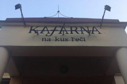 Kafárna na kus řeči Prague