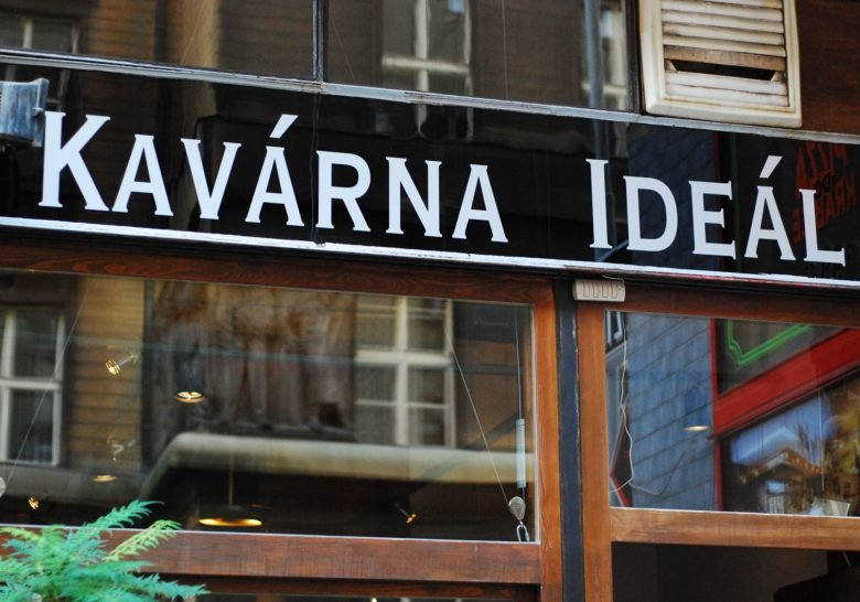 Kavárna Ideál Prague