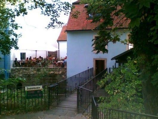 Kavárna Mlýnská (image by Tomáš Jungwirth)