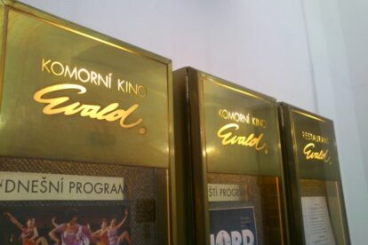 Kino Evald Prague