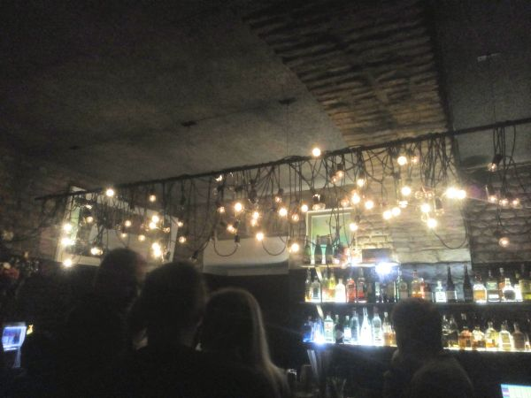 Kontrast Bar  Prague