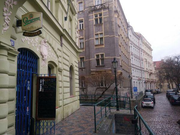 La Casa Blu Prague