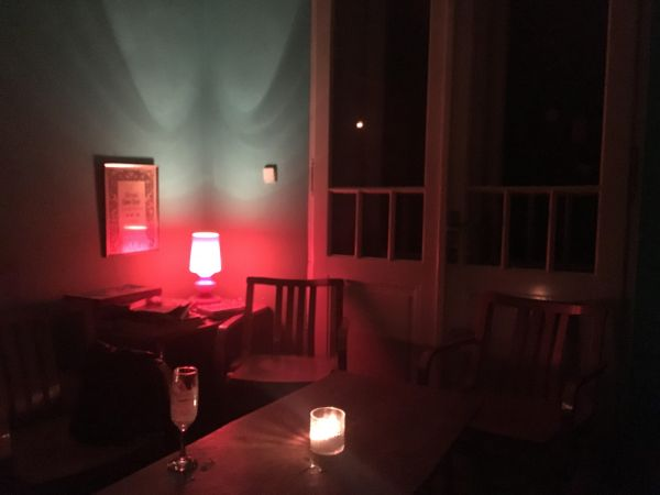 Malkovich Bar Prague