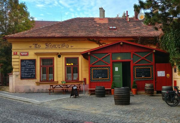 Na Slamníku Prague