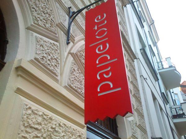 Papírnictví Papelote Prague